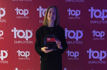 Immagine per la news Vodafone espone le ragioni del successo nel settore delle Risorse Umane dopo il riconoscimento da parte del Top Employer Institute