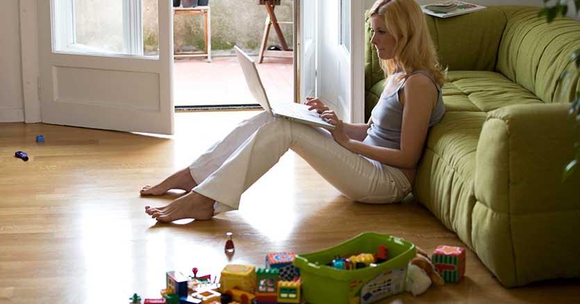 Immagine per la news Il lavoro agile ridisegna i limiti su orario, controlli e sede di attività