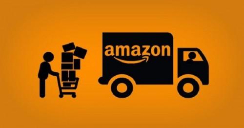 Immagine per la news Per un corriere Amazon il lavoro medio giornaliero arriva fino a 16 ore